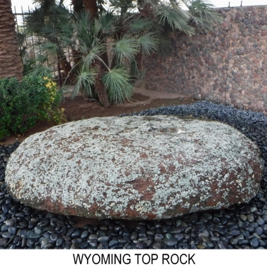 Wyoming Top Rock rev