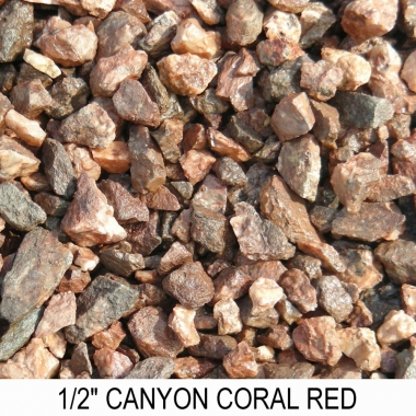 Canyon Coral Red 1/2