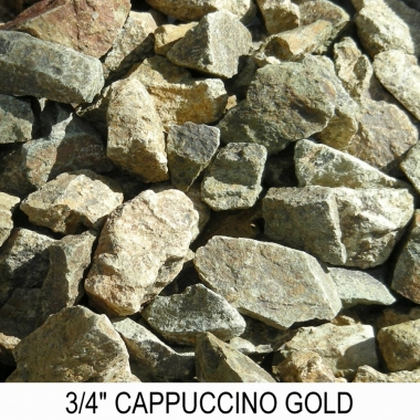 Cappuccino Gold 3/4
