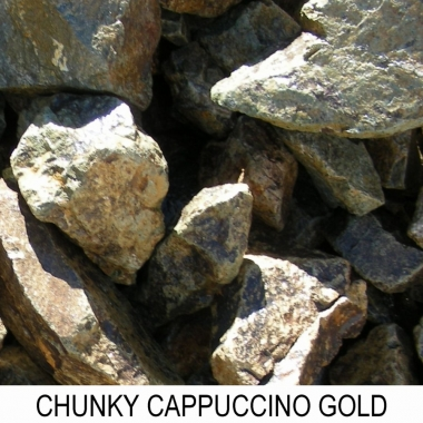 Cappuccino Gold Chunky