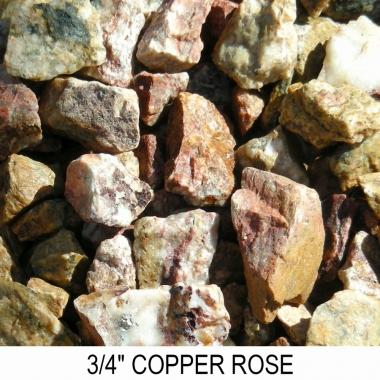 Copper Rose 3/4