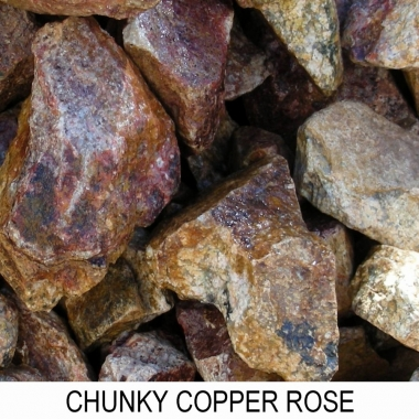 Copper Rose Chunky