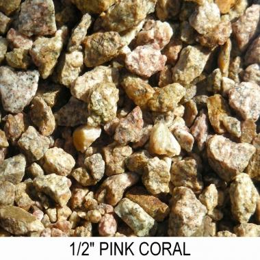 Pink Coral 1/2