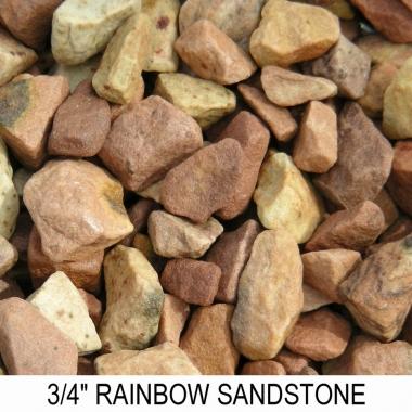 Rainbow Sandstone 3/4