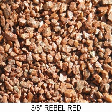 Rebel Red 3/8