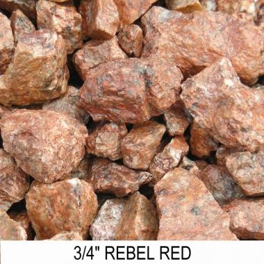 Rebel Red 3/4