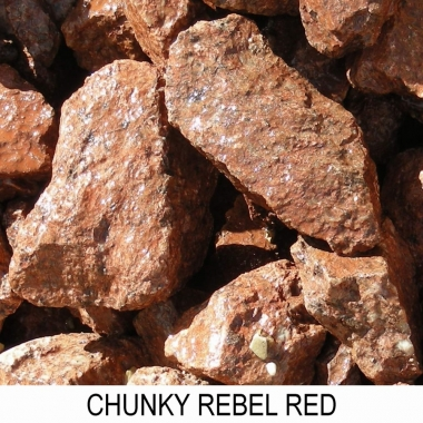Rebel Red Chunky