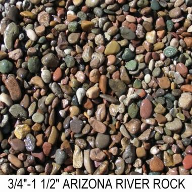 River Rock 3/4 - 1 1/2