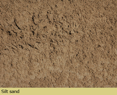 Silt Soil Sand & Soil - Boul...
