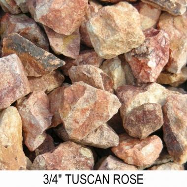 Tuscan Rose 3/4