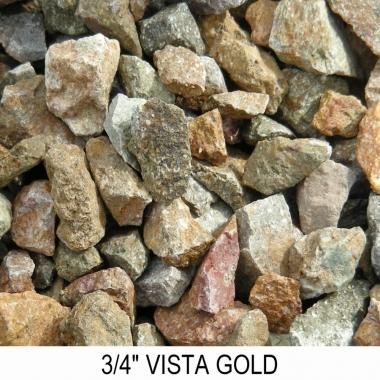 Vista Gold 3/4