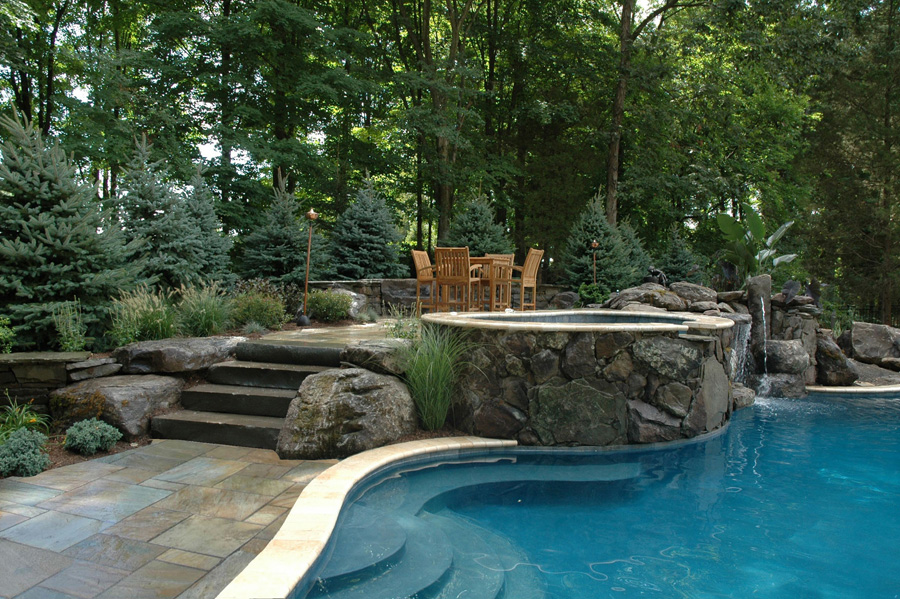 Landscaping With Boulders Boulder Placement