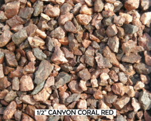 Canyon Coral Red